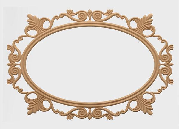 CNC Kesim Ayna Çerçeve İşleme ürünleri mugla reklam