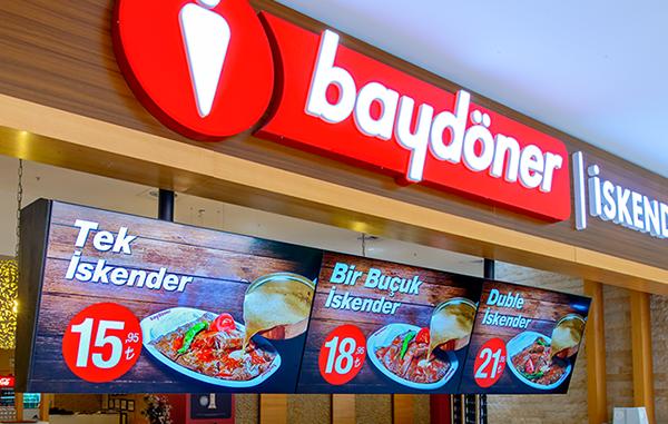 Restoran Menü Board Çeşitleri Muğla Reklam