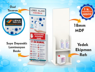 el-dezenfektan-standi-hijyen-istasyonu satışı mugla reklam