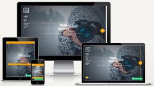 Fotoğrafçı / Kişisel Web Paketi Pixel v4.5 hazır web sitesi mugla ajans