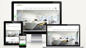 Mimarlık - İnşaat Web Paketi İnter v4.0 Hazır internet sitesi script mugla ajans