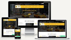 Taksi Durağı Web Paketi City v4.5 hazır site satış mugla ajans